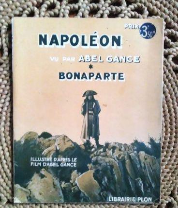 Napoléon vu par Abel Gance- Bonaparte  (rare)