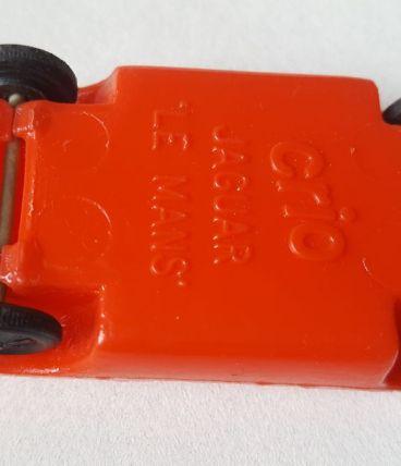 CRIO voiture rouge Jaguar le Mans