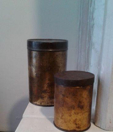 Boite metal Phosphatine Falieres 1920