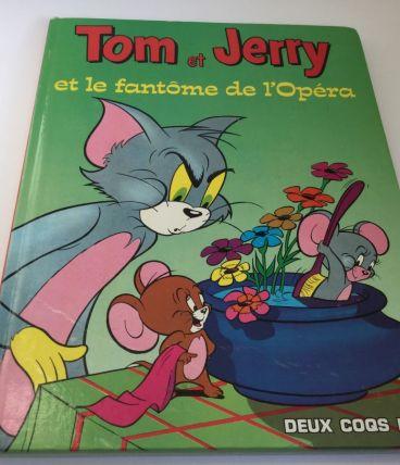 BD Tom et Jerry et le fantôme de l'opéra