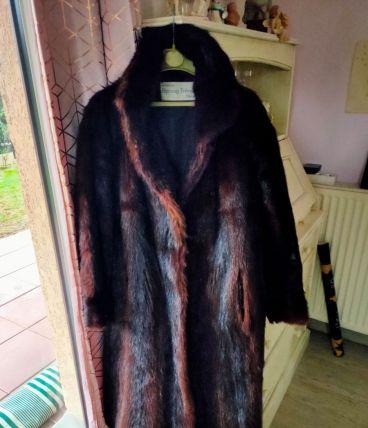 Manteaux de fourrure