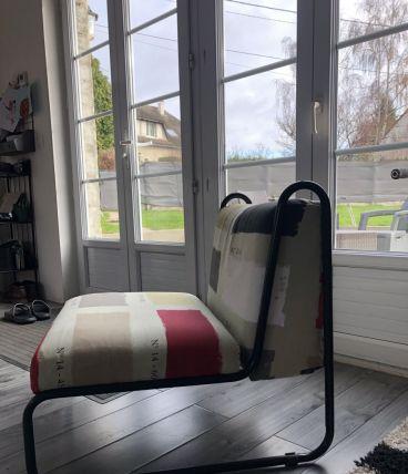 Chaise  annee 70