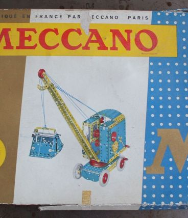 Meccano N°6 vintage 1957/60