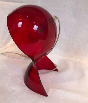 Petite lampe Dalu de Vico Magistrelli vintage , éditée par A