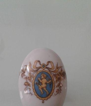 Poignée de porte porcelaine de Limoges.