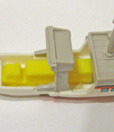 Ancien kinder montable, ferry-boat, année 1988