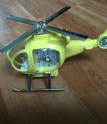 Réveil hélicoptère