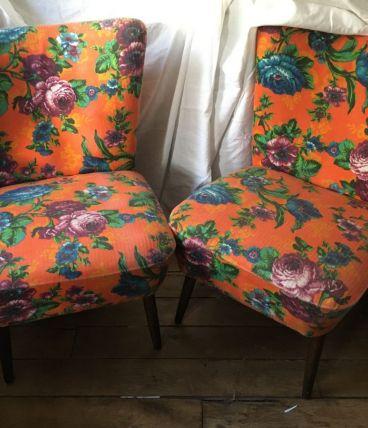 fauteuils Cocktail Années 50