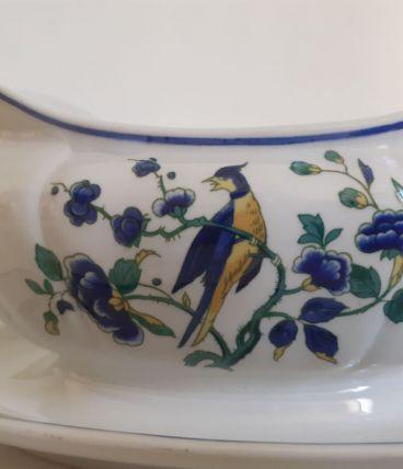 Saucière en porcelaine Villeroy & boch