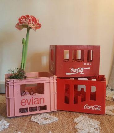 Casier à boisson Coca Cola