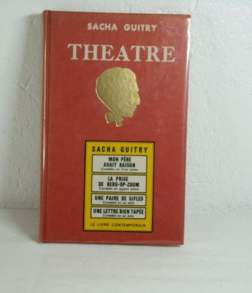 Sacha Guitry Théâtre Volume 7
