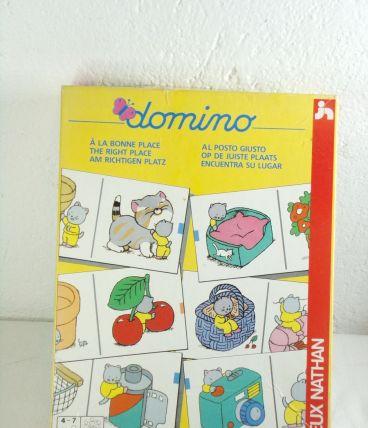 Domino à la bonne place