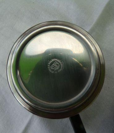 Service 6 tasses & 6 sous tasses à café STO  Casalinghi Ital