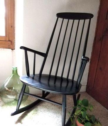 Rocking-Chair vintage