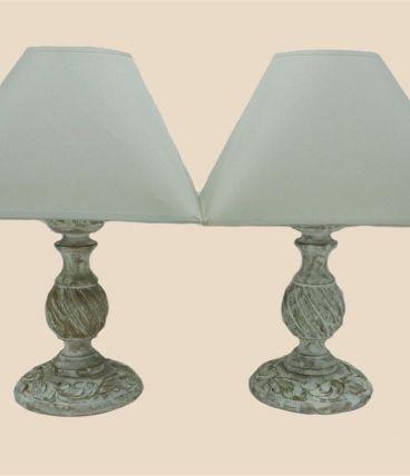 Paire de lampe DIY