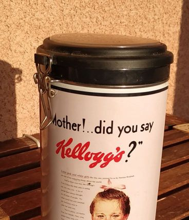 Boite hermétique Kellogg's