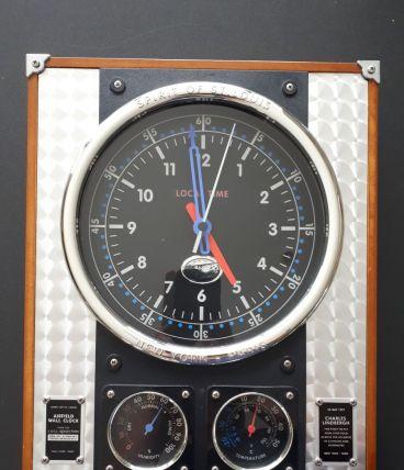 Horloge Spirit of St. Louis Airfield
