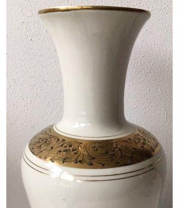 Vase porcelaine de Bavière