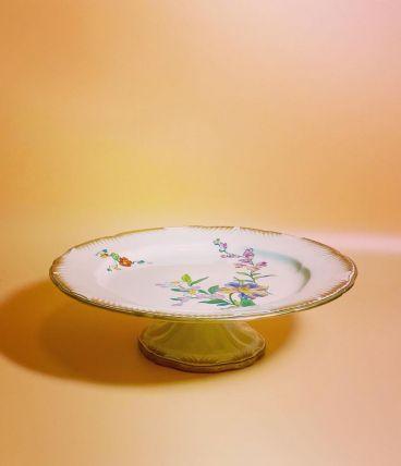Coupe de fruits céramique