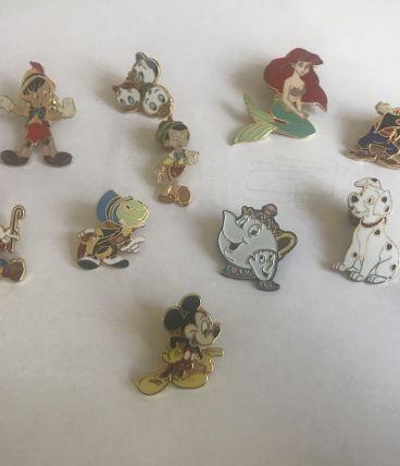 Pin's Disney