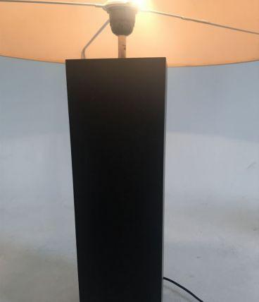Lampe pied en bois massif (3 exemplaires)