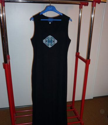 robe longue Kenzo Jeans taille M vintage superbe