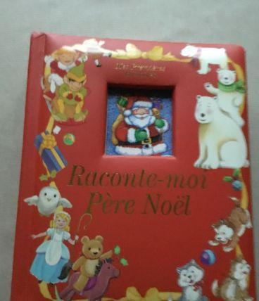 Livre «Raconte-moi Père Noël «