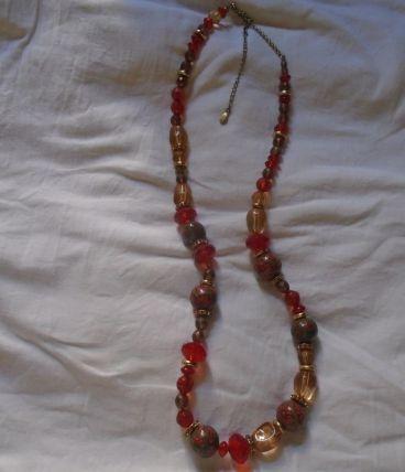 collier sautoir Pilgrim