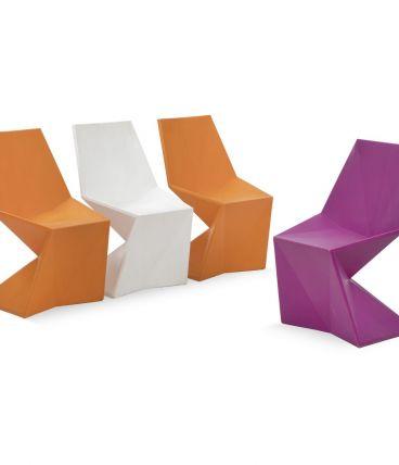 «Chaise Vertex» de Karim Rashid