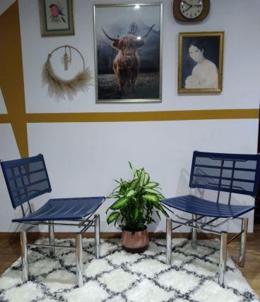 Chaises Kusch + CO vintage