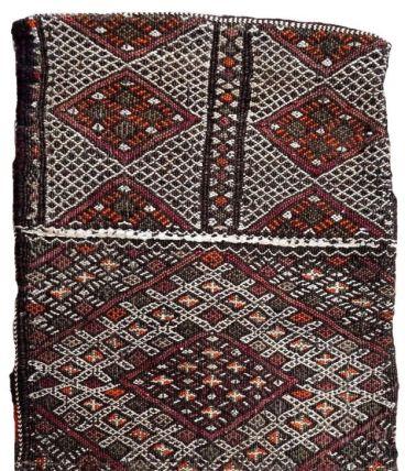 Tapis vintage Marocain Berber fait main, 1P40