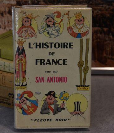 """""""L'Histoire de France par SAN ANTONIO"""""""
