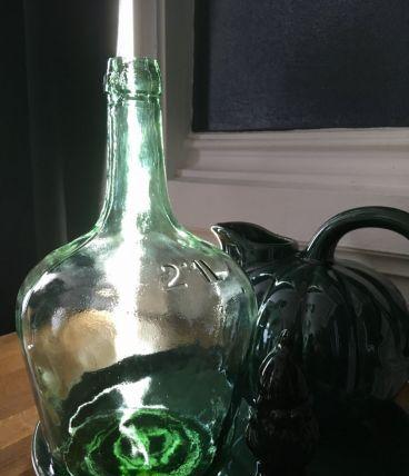 Bonbonne ancienne VIRESA 2 litres