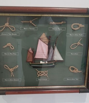 Tableau de nœuds marins