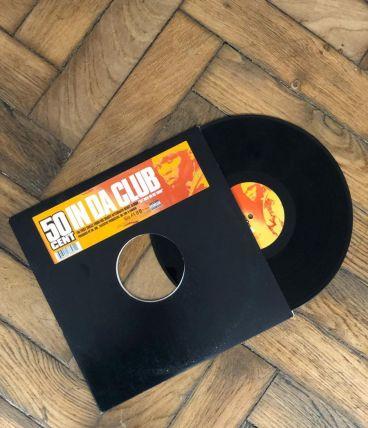 Vinyle 33 tours  50 cent «In Da Club »