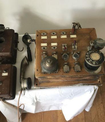 Centrale Téléphonique antique