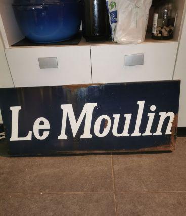 Panneau routier le Moulin