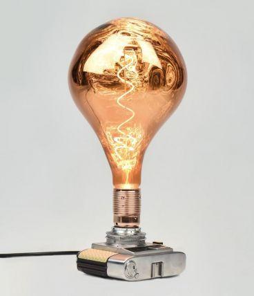 Heliade Agfa - Lampe Vintage