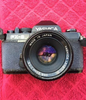Appareil photo Yashica FX-3