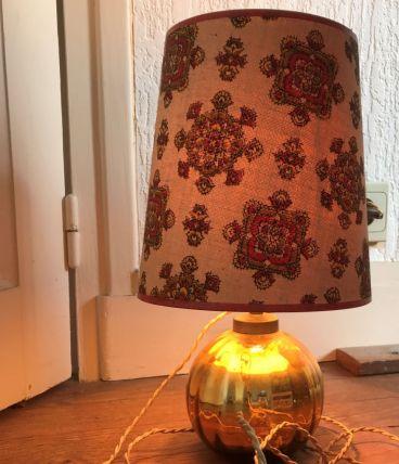 lampe de chevet année 50