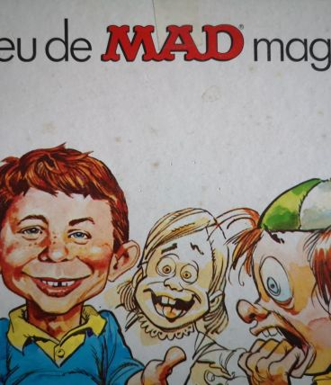 JEU DE SOCIETE - MAD MAGAZINE - 1979