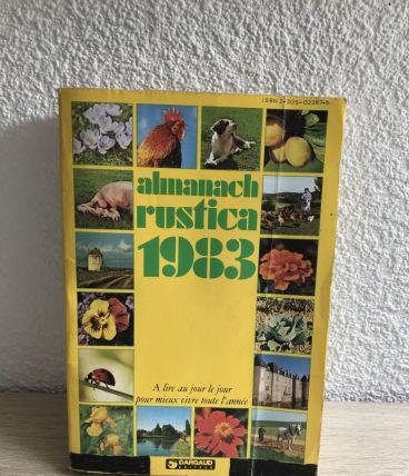 "Almanach "" Rustica "" 1983"