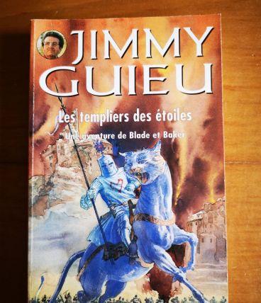 JIMMY GUIEU - LES TEMPLIERS DES ETOILES - N°129