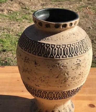 vase des années 1980