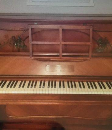 Piano droit Dieffendacker