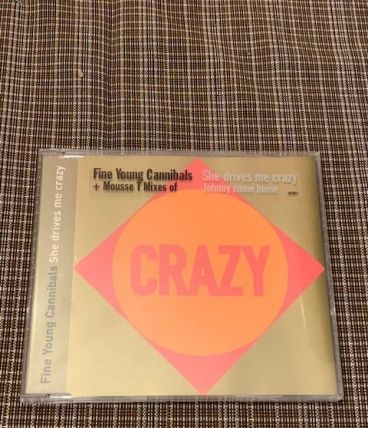 CD Fine Young Cannibals She Drives me Crazy 1996