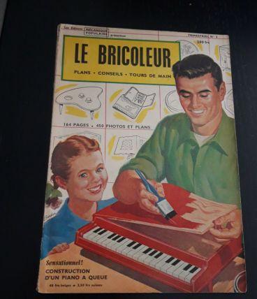 magazine de bricolage de 1954