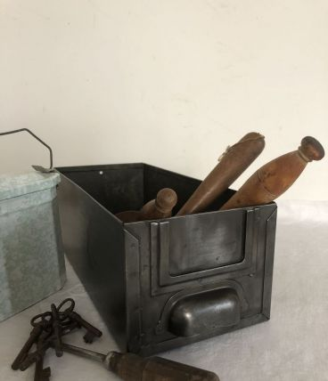 Tiroir industriel, casier d'atelier