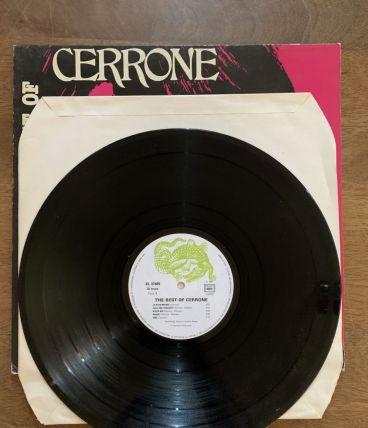 Vinyle The Best of Cerrone
