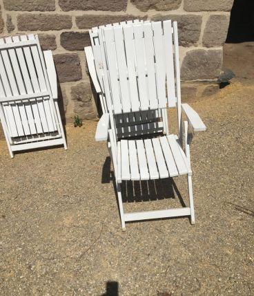 Chaises de jardin